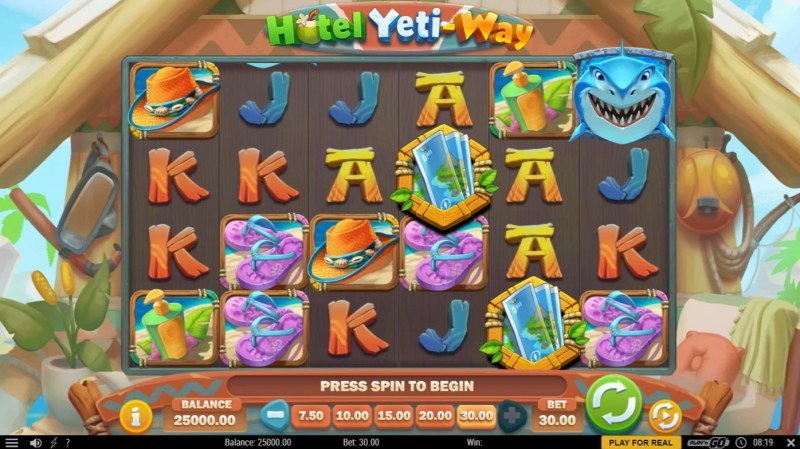 Hotel Yeti Way :: Base Game Screen