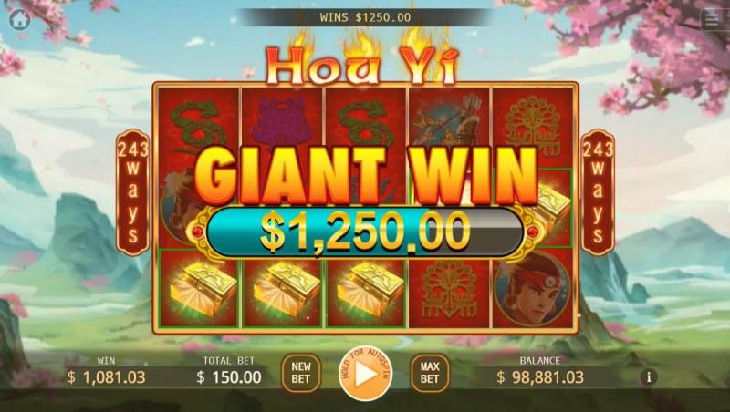 Hou Yi :: Giant Win