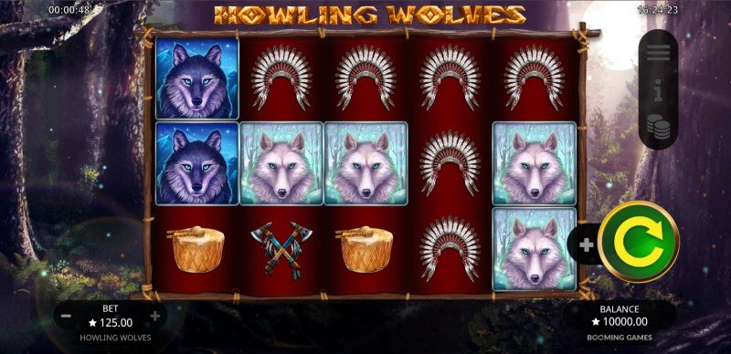 Howling Wolves :: Main Game Board