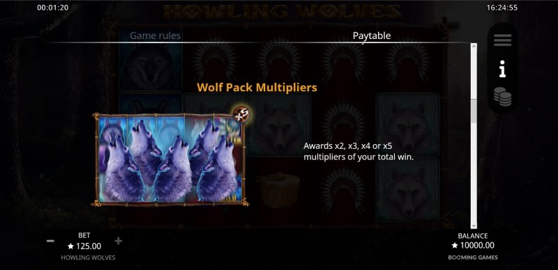 Howling Wolves :: Wolf Pack Multipliers