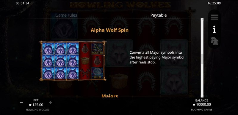 Howling Wolves :: Alpha Wolf Spin
