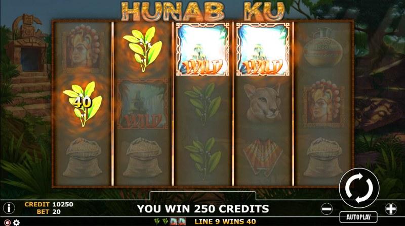 Hunab Ku :: Four of a kind
