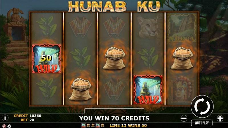 Hunab Ku :: Five of a kind