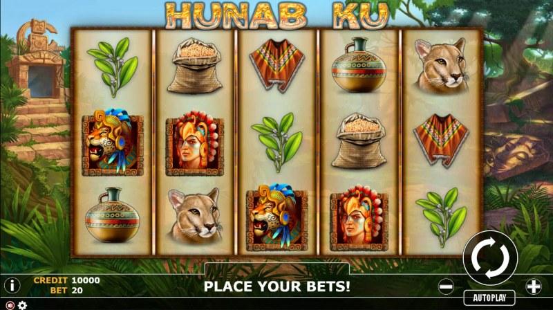 Hunab Ku :: Main Game Board