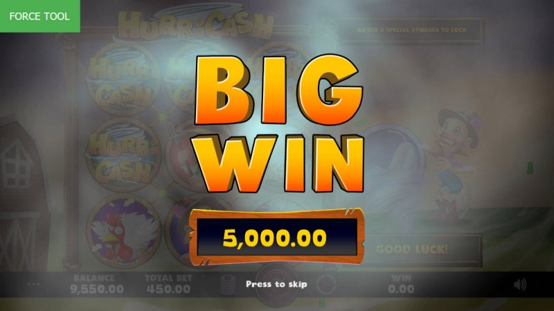 Hurricash :: Big Win