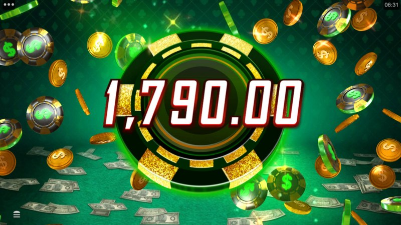 Hyper Gold Link & Win :: Total Feature Payout