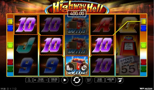 Highway to Hell :: Four of a kind