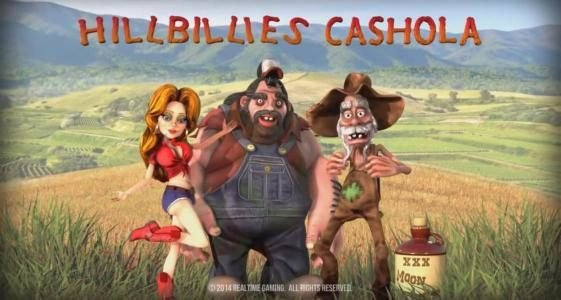 La Riviera featuring the Video Slots Hillbillies Cashola with a maximum payout of $250,000