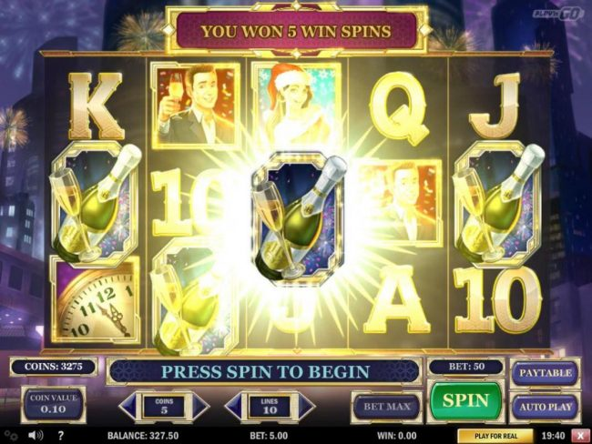 Wild Jackpots featuring the Video Slots Holiday Season with a maximum payout of $2,000,000