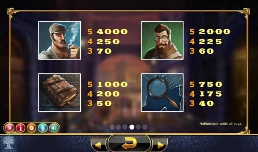 Play slots at Wild Tornado: Wild Tornado featuring the Video Slots Holmes and the Stolen Stones with a maximum payout of Jackpot