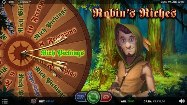 Hood :: Robins Riches