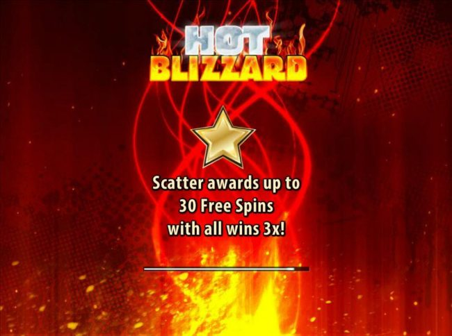 Play slots at DaVincis Gold: DaVincis Gold featuring the Video Slots Hot Blizzard with a maximum payout of $500,000