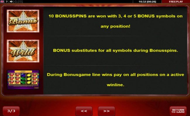 Boaboa featuring the Video Slots Hot Diamonds with a maximum payout of $12,500
