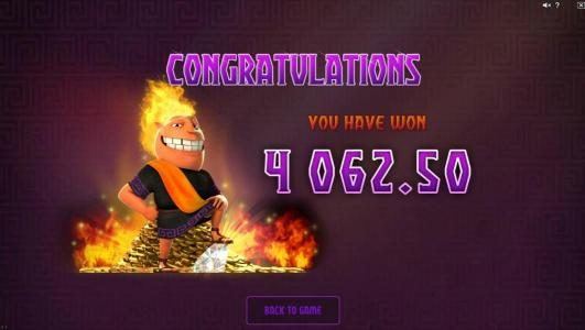 Golden Reef featuring the Video Slots Hot as Hades with a maximum payout of $500,000