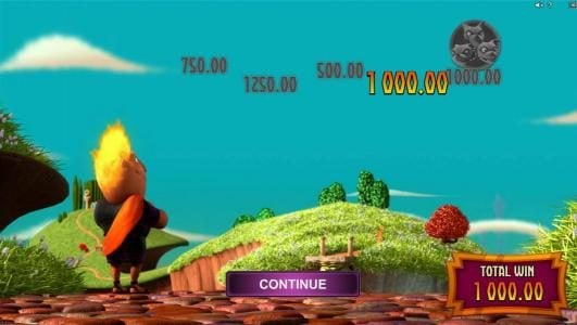 Come On featuring the Video Slots Hot as Hades with a maximum payout of $500,000