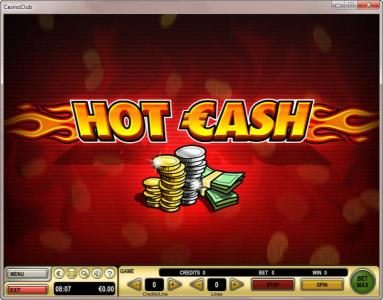 Play slots at Wild Slots: Wild Slots featuring the Video Slots Hot Cash with a maximum payout of $45,000