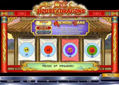 Play slots at Casino Classic: Casino Classic featuring the Video Slots House of Dragons with a maximum payout of $50,000