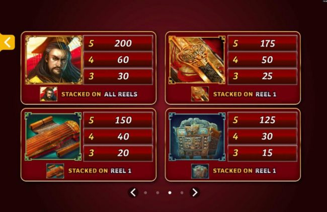Blackjack Ballroom featuring the Video Slots Huangdi The Yellow Emperor with a maximum payout of $300,000
