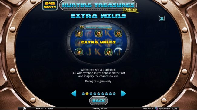Hunting Treasures Deluxe :: Extra Wilds
