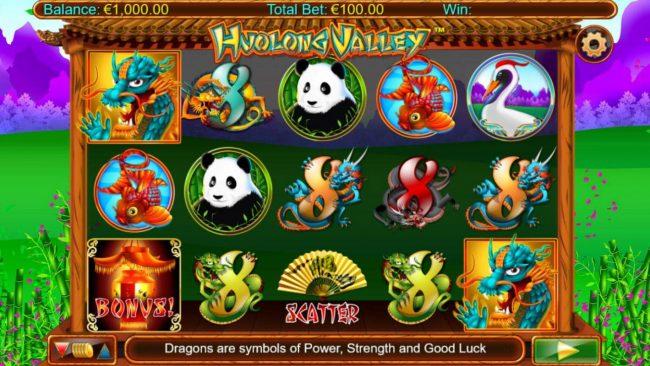 Huolong Valley :: Main Game Board