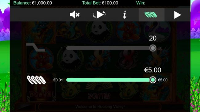 Huolong Valley :: Betting Options