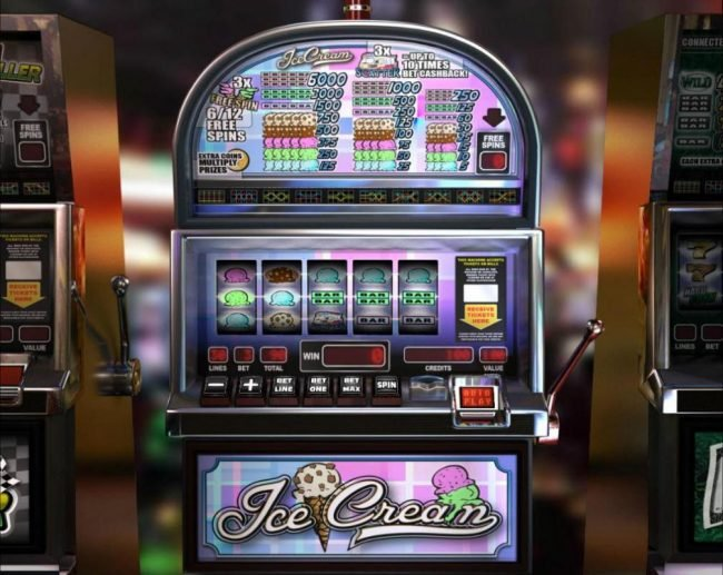 Play slots at Elegant VIP: Elegant VIP featuring the Video Slots Ice Cream with a maximum payout of $18,000