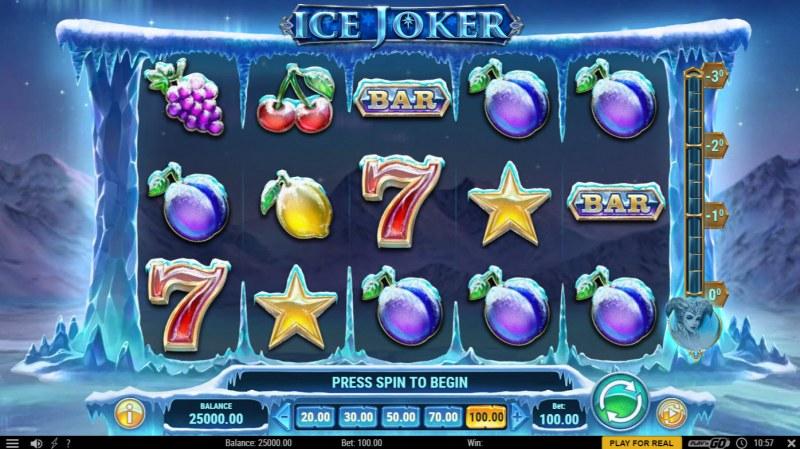 Ice Joker :: Main Game Board
