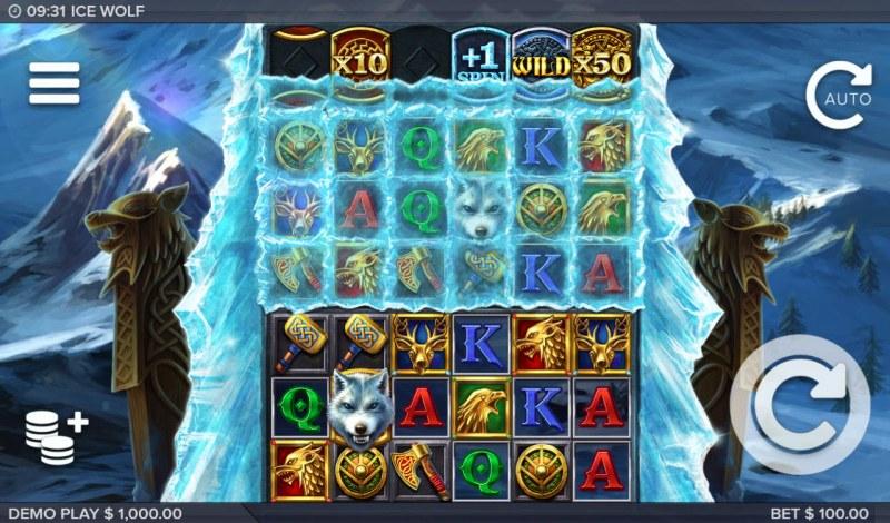 Ice Wolf :: Main Game Board
