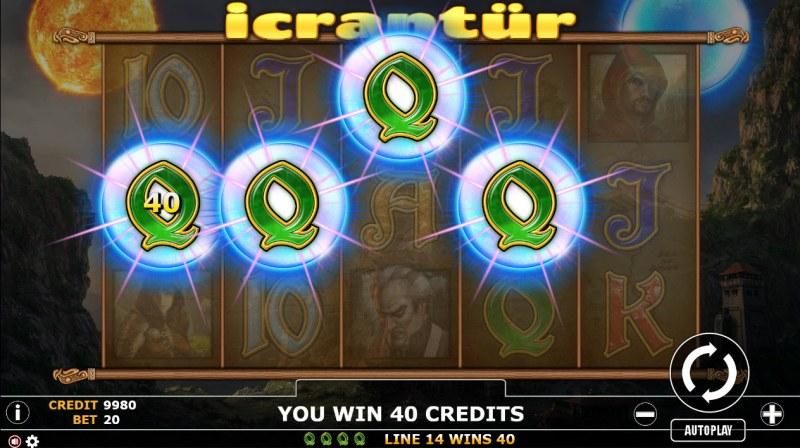 Icrantur :: Four of a kind