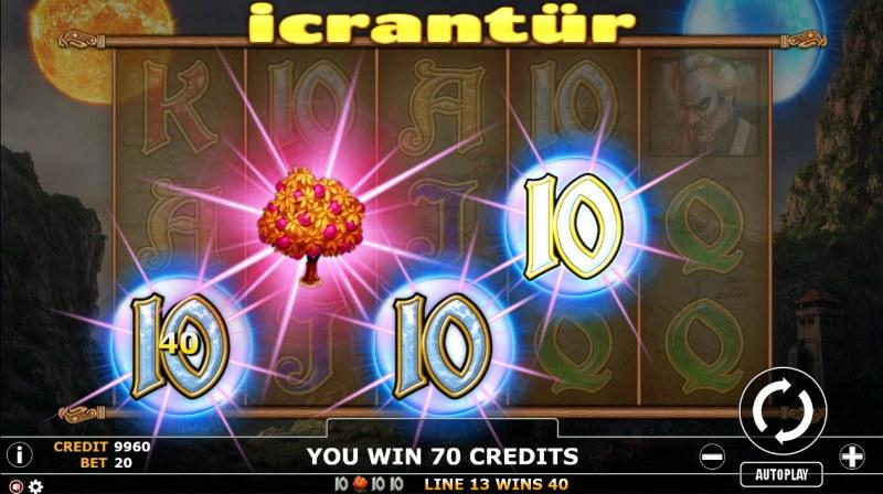 Icrantur :: A winning 4 of a kind