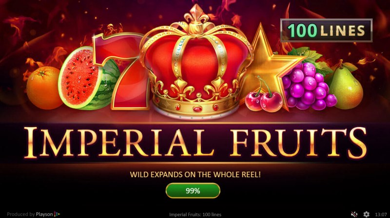 Imperial Fruits 100 Lines :: Introduction