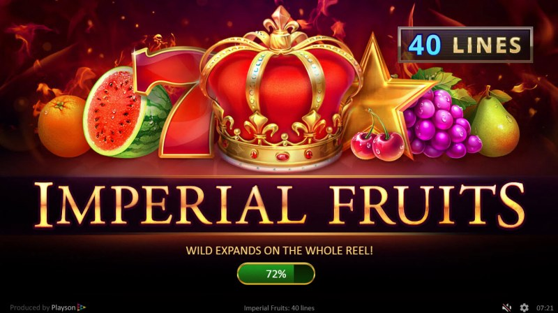 Imperial Fruits 40 Lines :: Introduction