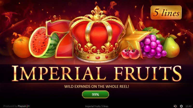 Imperial Fruits 5 Lines :: Introduction