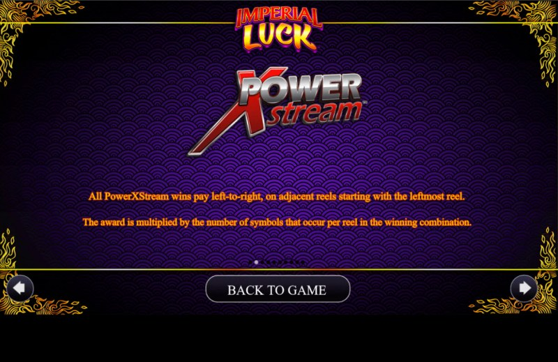 Imperial Luck :: Power Xtreme