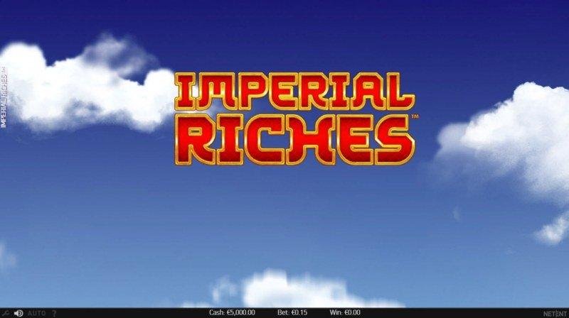 Imperial Riches :: Introduction