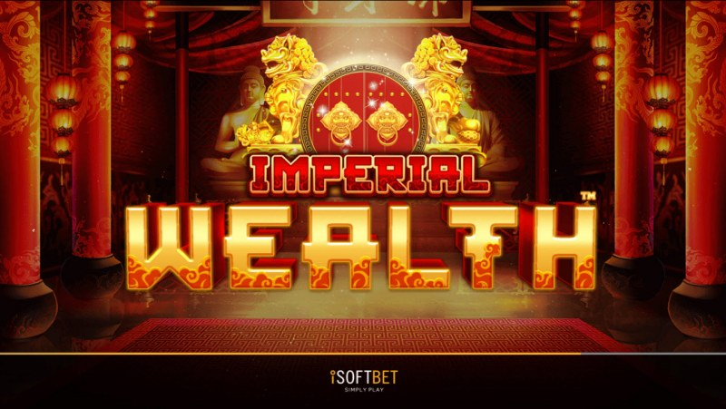 Play slots at Golden Crown: Golden Crown featuring the Video Slots Imperial Wealth with a maximum payout of $10,000