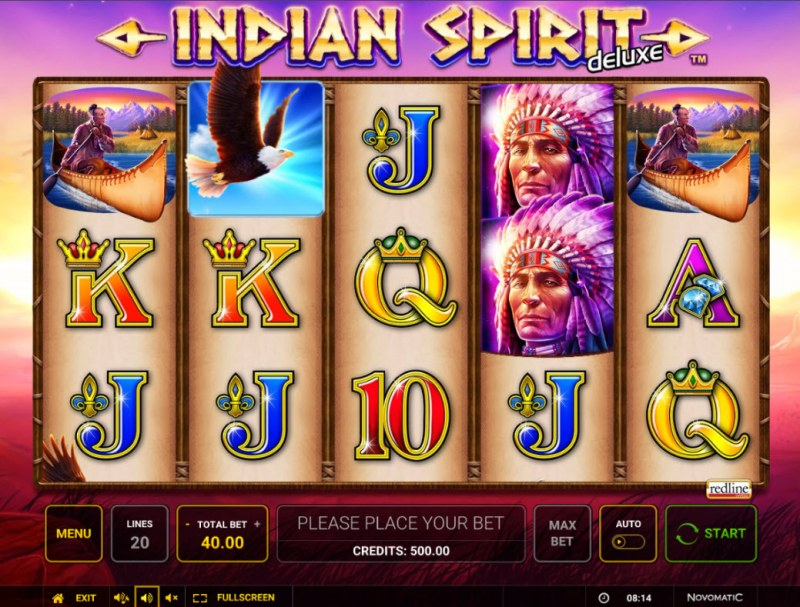 Indian Spirit Deluxe :: Main Game Board