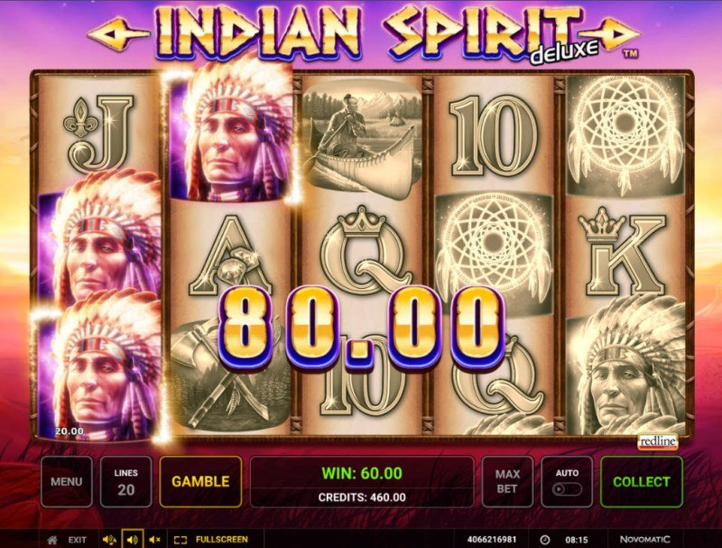 Indian Spirit Deluxe :: Two of a kind