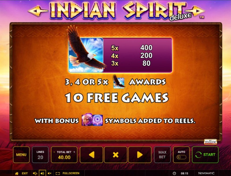 Indian Spirit Deluxe :: Free Game Rules