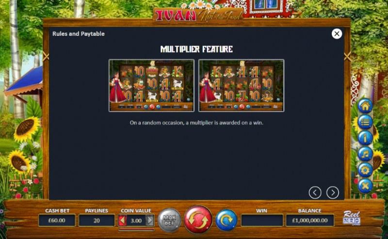 Ivan Not the Fool :: Multiplier Feature