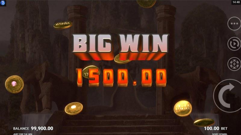 Ivory Citadel :: Big Win
