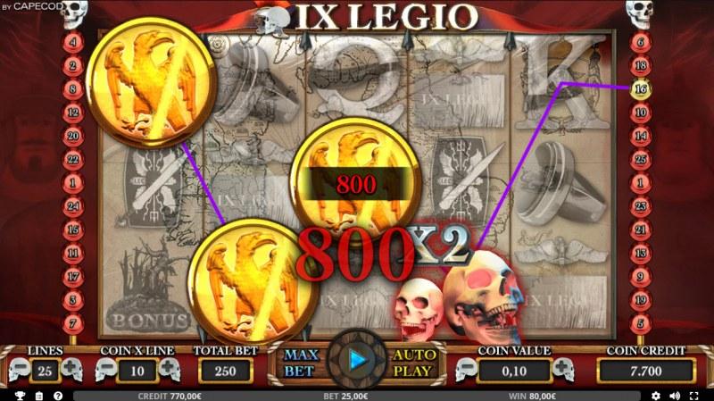 IX Legio :: Four of a kind
