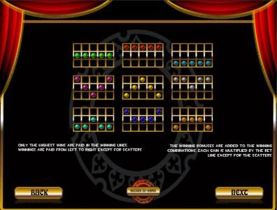 Vbet Casino featuring the Video Slots Illusions with a maximum payout of $25,000