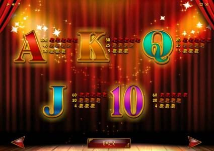 10Bet featuring the Video Slots Illusions 2 with a maximum payout of $200