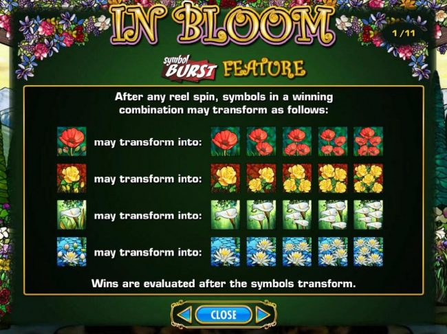 Play slots at Yeti Casino: Yeti Casino featuring the Video Slots In Bloom with a maximum payout of $250,000