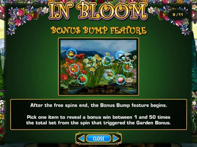 Play slots at Slots Angel: Slots Angel featuring the Video Slots In Bloom with a maximum payout of $250,000