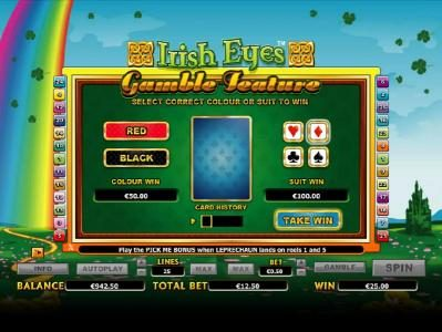 Play slots at Casino-X: Casino-X featuring the Video Slots Irish Eyes with a maximum payout of $20,000