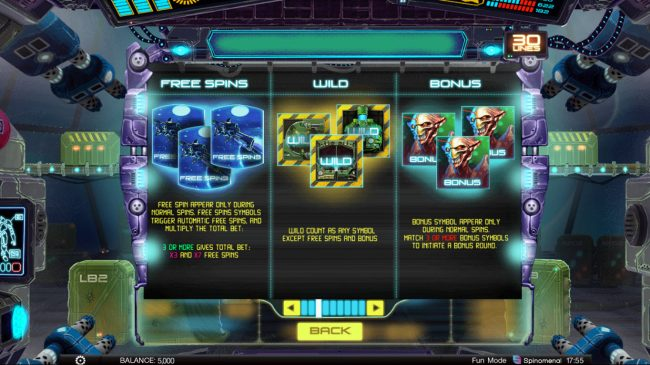 Superior featuring the Video Slots Iron Assassins with a maximum payout of $150,000