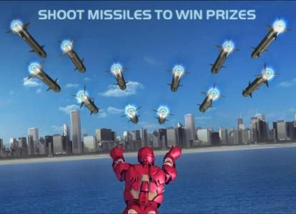 shoot missles to win prizes