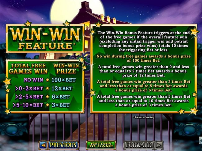 Club Player featuring the Video Slots It's a Mystery with a maximum payout of $250,000
